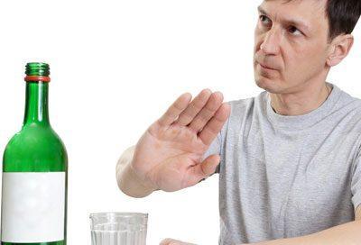 Чемеричная вода от пьянства