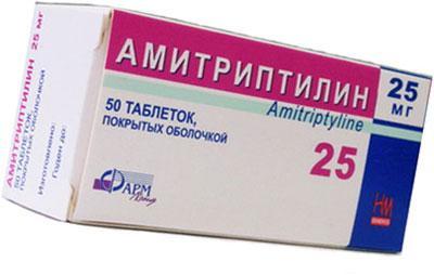 Последствия употребления амитриптилина и алкогольных напитков