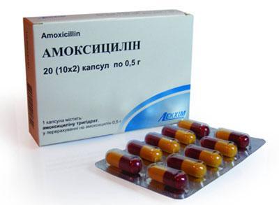 Симптомы и первая помощь при передозировке амоксициллина