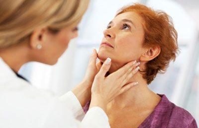 Проверка работы щитовидной железы