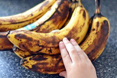 Лежалые бананы