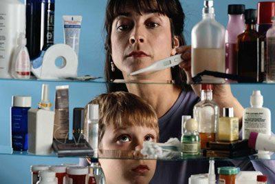 Доступ ребенка к лекарствам