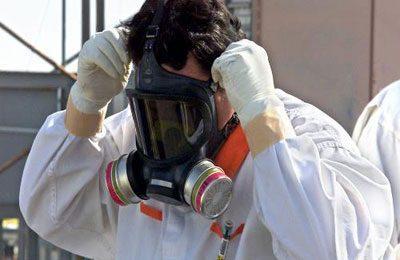 Спецодежда для работы с токсинами