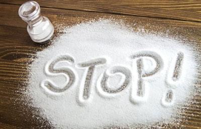 Где откладываются соли у человека