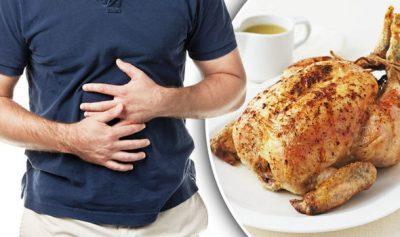 Отравление некачественными продуктами питания