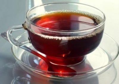 Крепкий чай