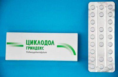 Препарат циклодол