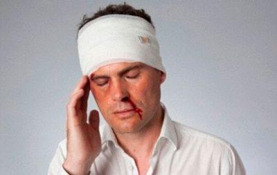 Травмы головы.