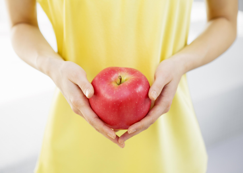 Как очистить организм яблоками