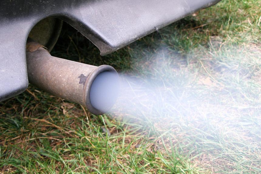 Влияние выхлопных газов на организм людей