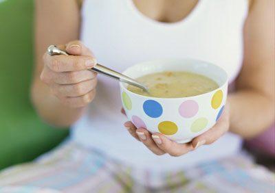 Суп пюре при отравлении