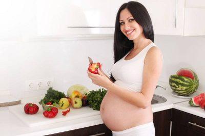 Соблюдение диеты при беременности