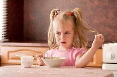 Особенности диеты при отравлении у детей
