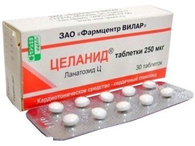 Препарат Целанид