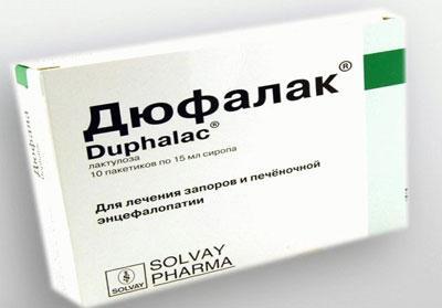 Симптомы и лечение передозировки дюфалаком