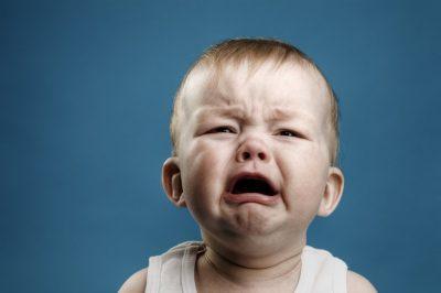 Беспричинный плач ребенка