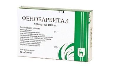 Передозировка и отравление фенобарбиталом