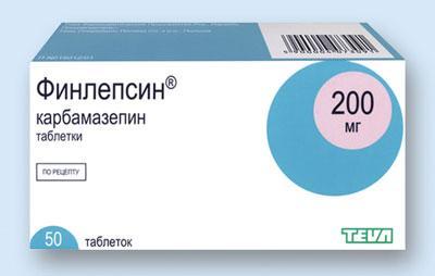 Интоксикация финлепсином: симптомы, лечение
