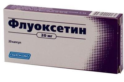 Смертельная доза и передозировка флуоксетином