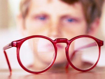 Нарушается зрение