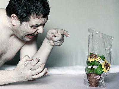 Галлюцинации при алкогольном отравлении