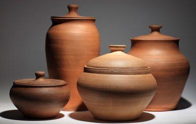 Глиняная посуда