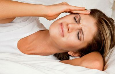 Голова болит при отравлении, после отравления болит затылок
