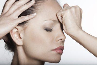 Давящие головные боли