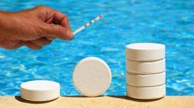 Очищение воды хлором