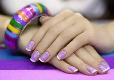 Вреден ли шеллак для ногтей