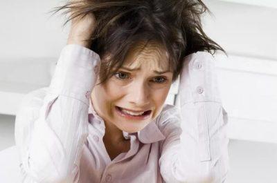 Расстройство вследствие сильных стрессовых ситуаций