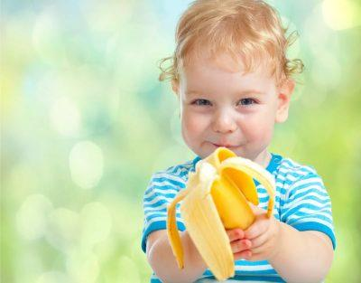 бананы для ребенка