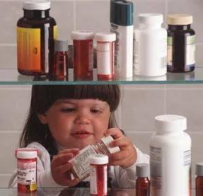Хранить лекарственные препараты в недоступном для детей месте