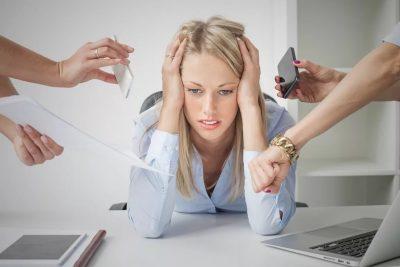 реакция организма на стресс