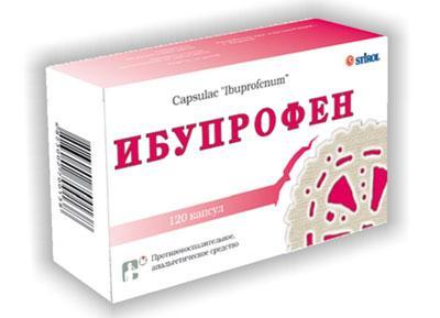 Последствия передозировки ибупрофеном