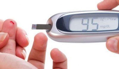 Высокий уровень сахара