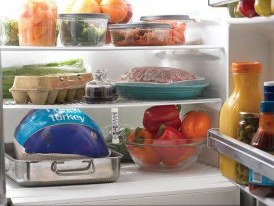 Неправильное хранение продуктов питания