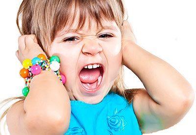 Раздражительный ребенок