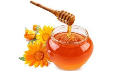 Очищение медом