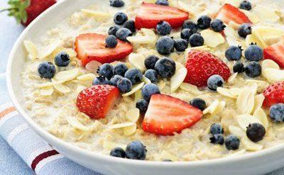 Каша на завтрак