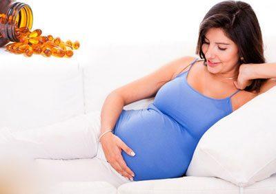 Льняное масло для беременной