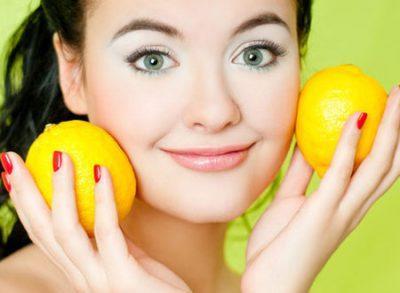 Лимонная кислота в косметологии