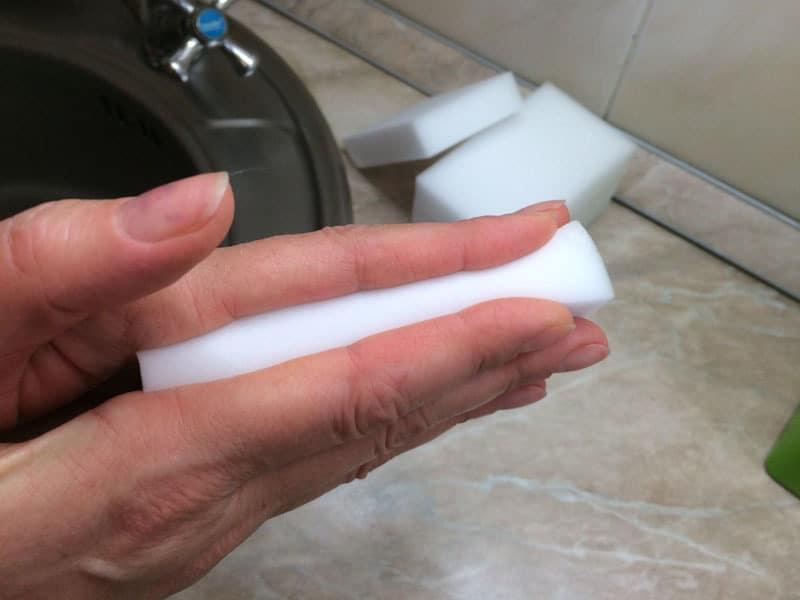 Вредны ли меламиновые губки