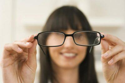 Нарушения зрения