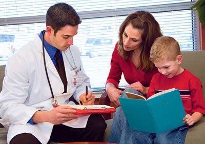 Назначение лекарств ребенку