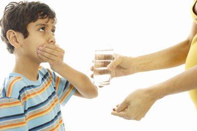 Ребенок отказывается пить
