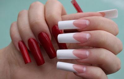Наращенные ногти – красота или вред