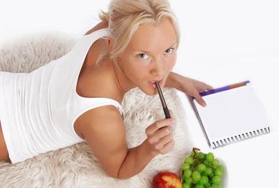 Как избавиться от шлаков перед диетой