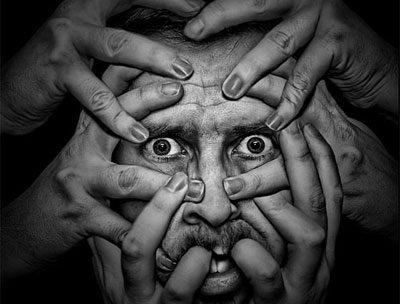 Галлюцинации у человека