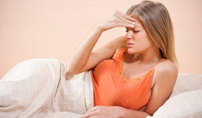 Усталость и вялость после отравления